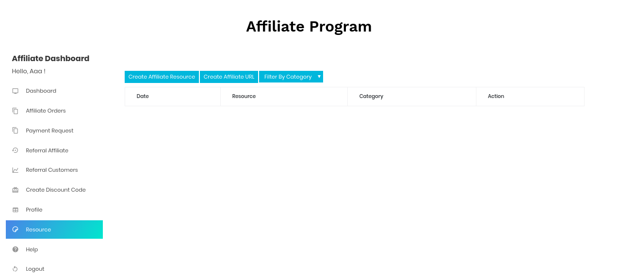 Affiliate-Resource
