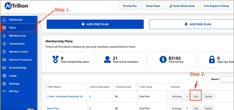 Shopify membership app email autoresponder